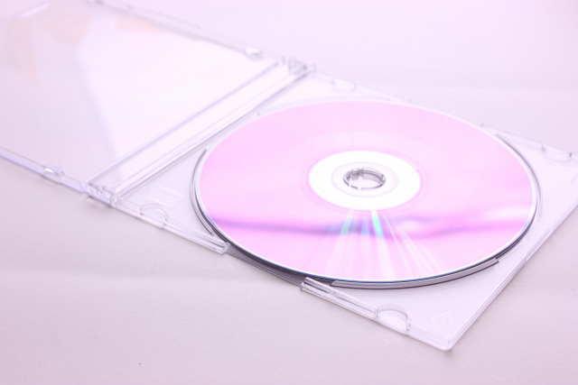 CDにして郵送