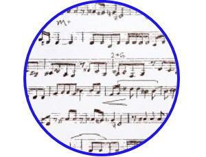 古い楽譜から編曲