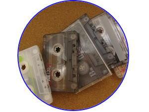 カセットテープの曲を編曲