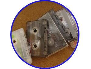 カセットテープ・MDから編曲