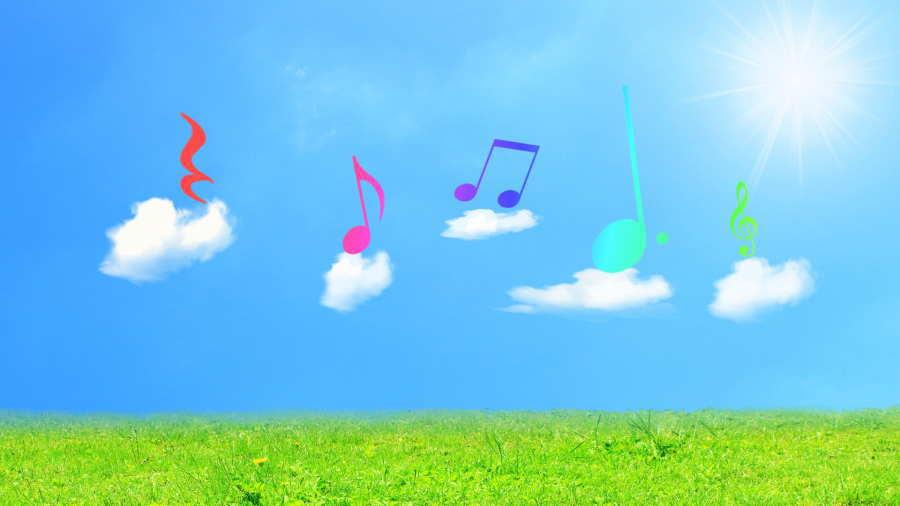 音楽を作ることが好きで、それが私の一番得意なことです。